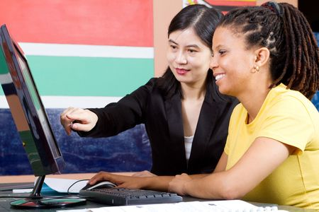 tutoring adult students