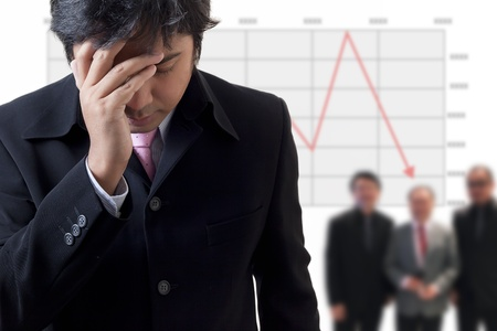 Businesses fail in the marketing plan