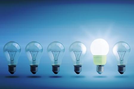 Foto per Concetto di Energia rinnovamento - Immagine Royalty Free