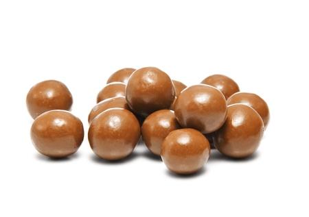Photo pour Chocolate Balls - image libre de droit