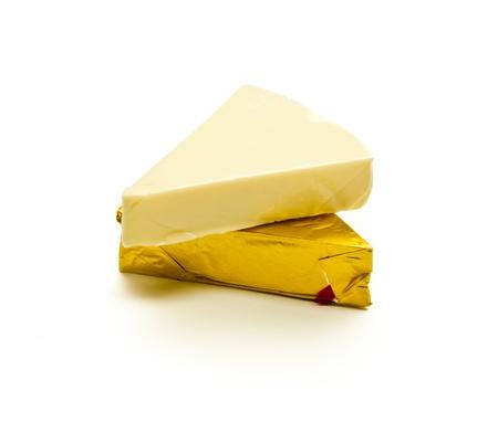 Triangular Cheese Portions