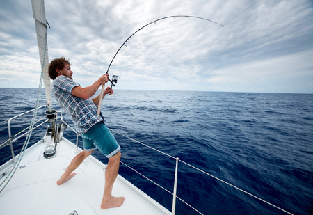 Photo for Fisherman - Royalty Free Image