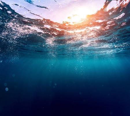 Photo pour Blue Sea - image libre de droit