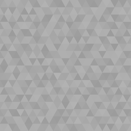 Triangle pattern. Abstract geometric wallpaper of the surface. Seamless background. Print for polygraphy, posters, t-shirts and textiles. Universal texture. Doodle for design
