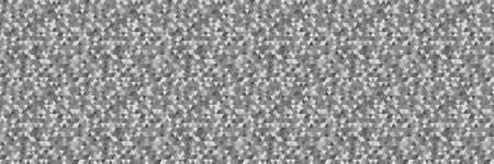 Triangle wallpaper of the surface. Tile background. Seamless polygonal pattern. Print for polygraphy, posters, banners and textiles. Unique texture. Doodle for work. Wrapping paper
