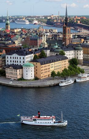 Photo for Stockholm City - Royalty Free Image