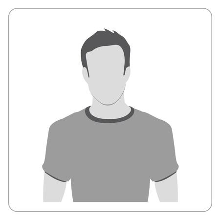 Profile icon illustration
