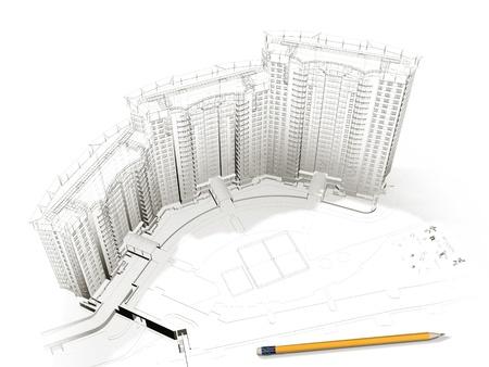 Foto de housing project  - Imagen libre de derechos