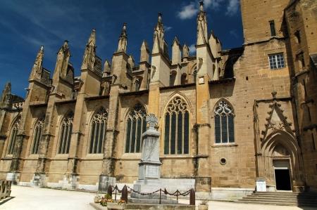 Cathedral at Saint-Antoine l Abbaye