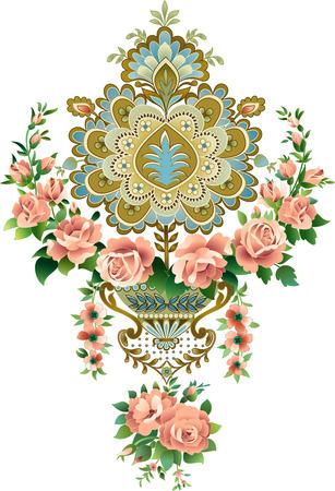 Flourish pattern