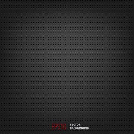 Illustration pour Dark spotted texture background.  - image libre de droit