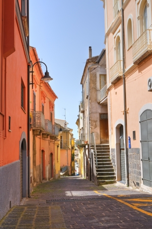 Alleyway Melfi Basilicata