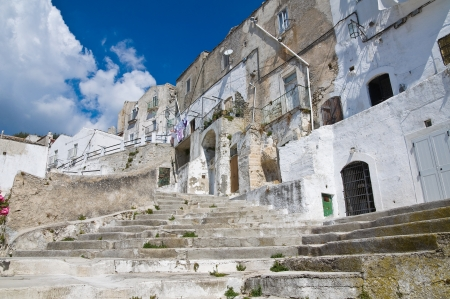 Alleyway  Monte SantAngelo  Puglia  Italy
