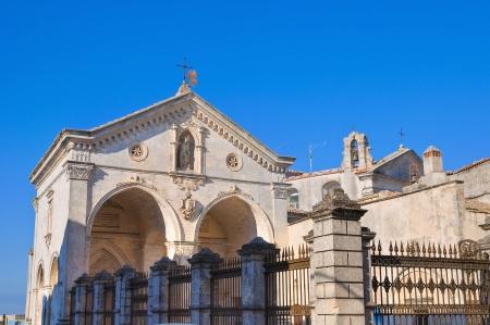 Sanctuary of Monte SantAngelo  Puglia  Italy
