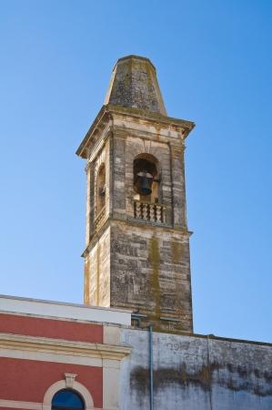 Church of St  Chiara  Noci  Puglia  Italy