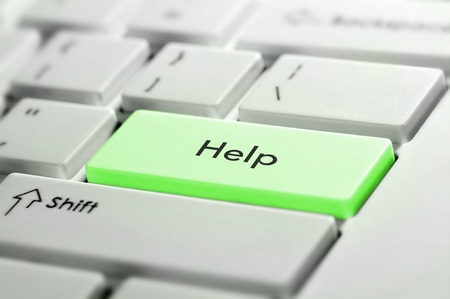 Keyboard button Help