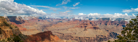 Grand Canyon panorama view from Hopi Point