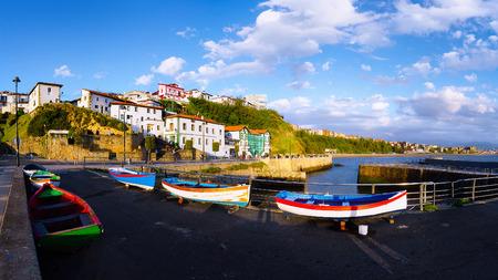 Panorama of Puerto Viejo