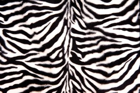 Black And White Zebra Pattern