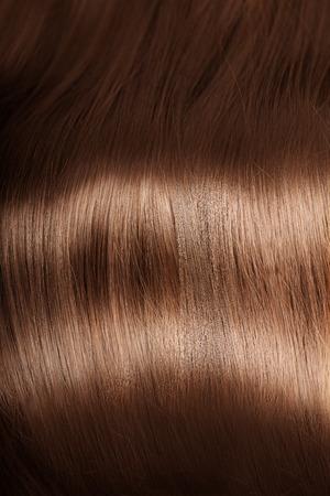 Photo pour Shiny texture hair  Hair texture - image libre de droit