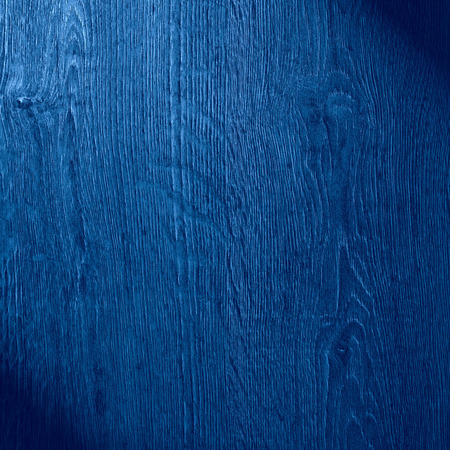 blue wood background or oak furniture texture