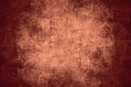 scratched copper texture or rough pattern iron background