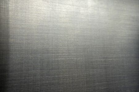 Photo pour industrial constrution brushed steel surface plate in a angle - image libre de droit
