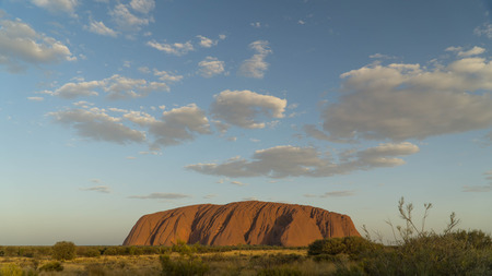 Photo for Uluru Kata Tjuta National Park, Northern Territory / Australia. - Royalty Free Image