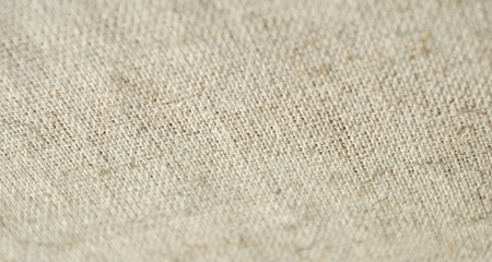 Photo for Texture of the vintage homespun linen textile - Royalty Free Image