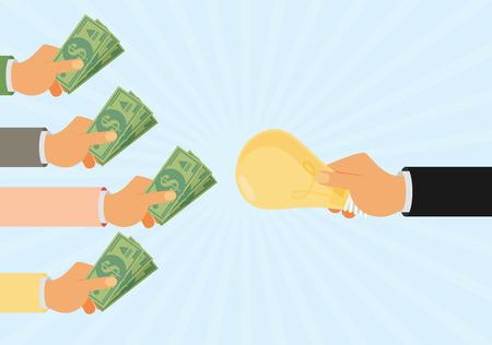 El corporate venture capital se da cuando una gran empresa adquiere una participación en el capital de una empresa pequeña, innovadora y especializada, a la que aporta conocimientos de gestión y marketing.