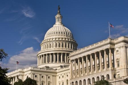 U S Capital Building in Washington D C
