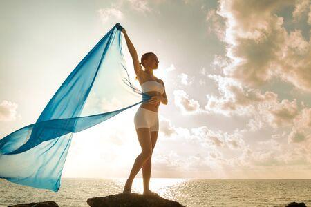 Photo pour Freedom and Beauty concept - image libre de droit