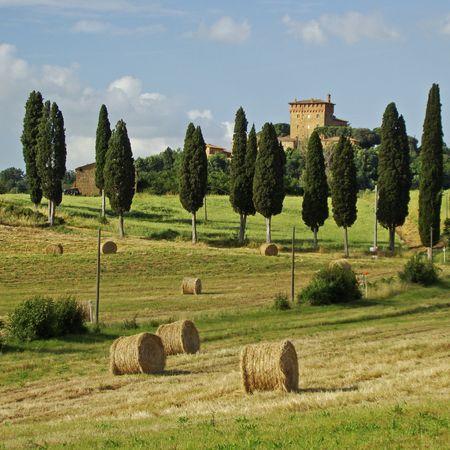 Idyllic Tuscany, Italy