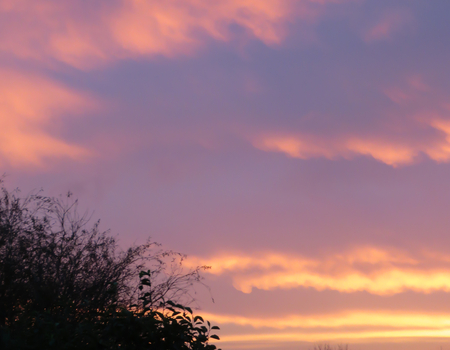 Morning Glory Sky