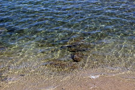 Beach in the Bay of Cadaqu?s ? s, Catalu? ? a (Espa? ? a)