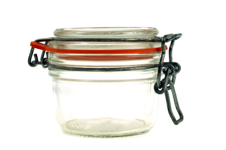 Jar for empty canning