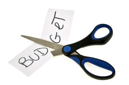 Budget restriction concept