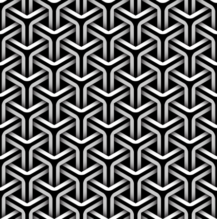 seamless pattern of gray blocks