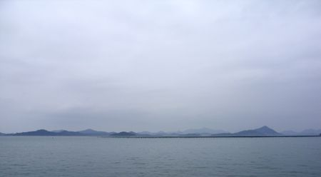 sea and the sky