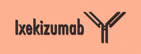 Ixekizumab monoclonal antibody drug. Targets interleukin 17 (IL-17); indicated for treatment of plaque psoriasis. Generic name and stylized antibody.