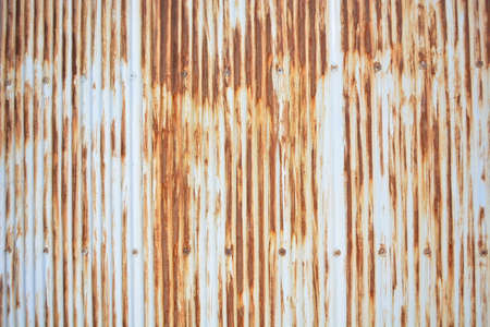 Photo pour Old and rusty slate corrugated wall - image libre de droit