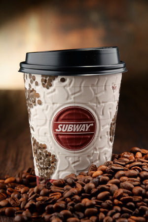 Coffee has become an important battleground for fast-food companies. Subway is one of the fastest growing franchises in the world with over 44,000 restaurants