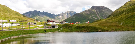 Swiss Alps, Switzerland: tour on the six passes, Pass of Oberalp