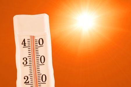 Extreme summer heat