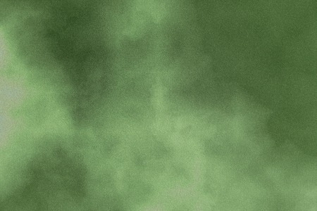 Photo pour Texture of dirt on green fabric, abstract background - image libre de droit