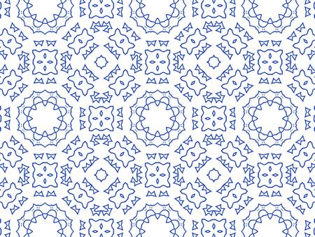 Photo for Islamic Patterns. Geometric Art Background. - Royalty Free Image