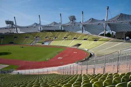 Munich Olumpic stadium