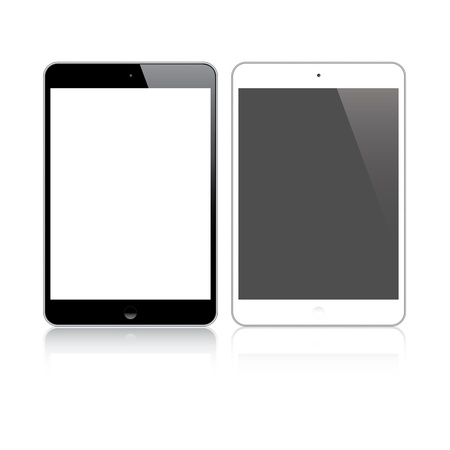 Highly detailed responsive small tablet