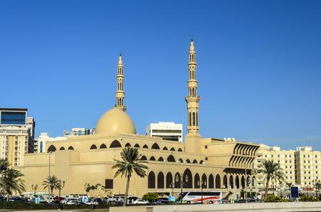 King Faisal Mosque Sharjah UAE