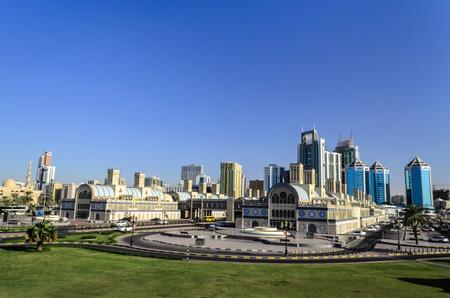 Central Sharjah UAE